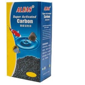Carvão Ativado Aleas P/água Doce E Salgada 300gr