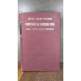 L1564 Rafael Rojina Villegas Compendio De Derecho Civil Ii