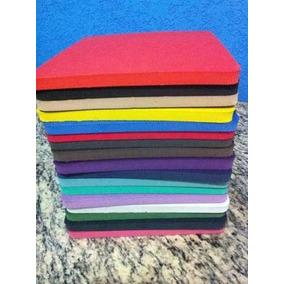 10 Placa Borracha Microporosa Para Fabricar Chinelo