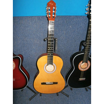 Guitarra Acustica Hecha En Paracho Color Natural