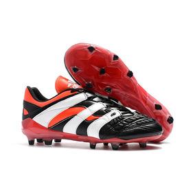 Chuteira Campo adidas Predator Retro Zidane Importada Top 01b9cfb87106c