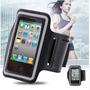 Porta Celular De Braço Iphone 4 4s Esportes Melhor Qualidade