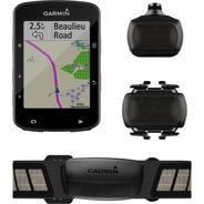 Gps Ciclistico Garmin Edge 520 Plus Bundle Sensores Cinta