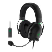 Auricular Gamer Razer Blackshark V2  + Usb Sound Card