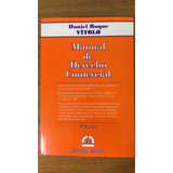 Manual De Derecho Comercial Vitolo,2017 - 2a Edicion