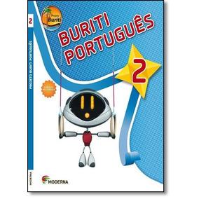Projeto Buriti: Português - 2º Ano