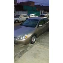 Honda Accord 4p Ex Sedan L4 Abs Cd 2004