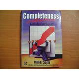 Libro Completeness Plenitud / Philip B. Crosby