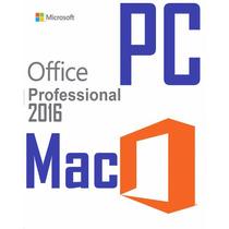 Office Professional Plus 2016 - 2013 Licencia Mac - Pc