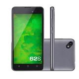 Smartphone Mirage 62s 3g Quad Core 1gb Ram Dual Câmera 2mp+8