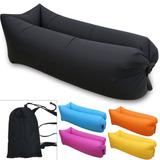 Sofa Inflavel Casa Cama Praia Acampamento Saco Dormir
