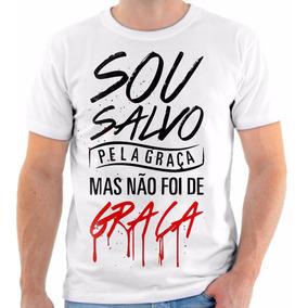 Frete Grátis Camiseta Camisa Personalizada Salvo