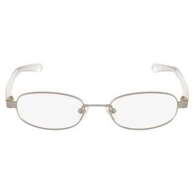2062ae9e276c3 Óculos De Grau Nike 4671 075 47 Prata tranparente por Compre Oculos