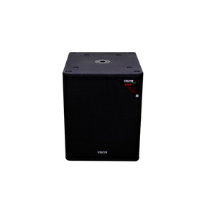 Subwoofer Steelpro 18pulg Profesional 1800w Rms Clase D, Xlr