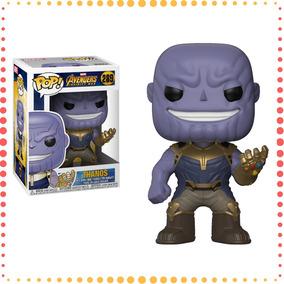 Boneco Funko Pop Thanos (289) Guerra Infinita Original