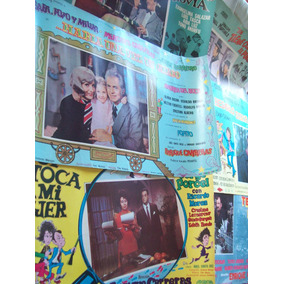 Afiches Retro De Cine . (argentina Sono Film) . X 8 Unidades