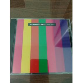 Pet Shop Boys - Introspective Cd (1988, Usa) Nuevo Cerrado