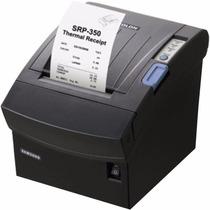 Impresora Fiscal Samsung Bixolon Srp-350 / Srp-812 Y Srp-280