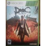 Xbox 360 Devil May Cry 5 (el Inicio De Todo) Impecable