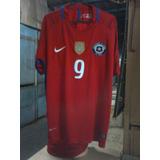 Camiseta Selección Chilena Talla L Copa América