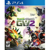 Plants Vs Zombies Garden Warfare 2 Playstation 4 Fisico