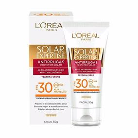 Loreal Solar Facial Fps 30 50 G Anti Rugas