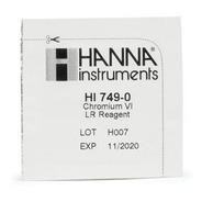 Hanna Instruments Reactivo En Polvo Para Cromo Rb Hi 749-25