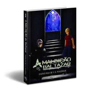 Livro - A Maldição De Baltazar - V.g. E Dafne