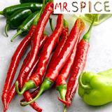 Pimenta Caiena 40 Sementes - 100% Original - Frete Gratis -