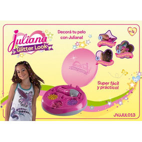 Set De Belleza Juliana Glitter Look