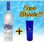 Vodka Grey Goose Tradicional + Copo! Ótimas Qualificações!!!