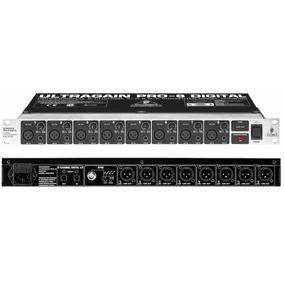 Interface Ultragain Pro Ada8000 - Behringer