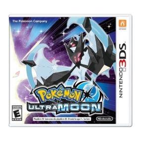Pokémon Ultra Moon // Digital // 3ds // Flynn