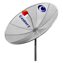 Antena Parabólica Century De 1.70mts - Sem O Receptor