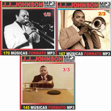 J.j..johnson Cd Discografia Com 482 Músicas