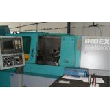 Torno Cnc Index Mc 400 - 600mm