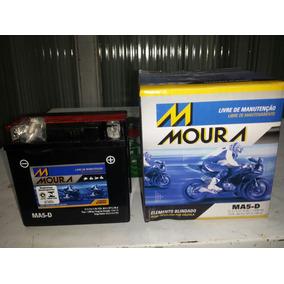 Bateria Moura Para Motos 5 Amperes