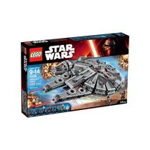 Lego 75105 Set De Construccion De Star Wars Halcon Milenario