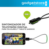Sintonizador De Televisión Digital Isdb Para Android Pad Tv