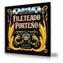 Filetado Porteño - Alfredo Genovese - Ed. Porteña