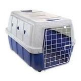 Caixa De Transporte Premium Para Cães Grande N4 Com Rodinha