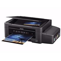 Multifuncional A4 Epson L375 Wi-fi +bulk Ink S/ Tinta