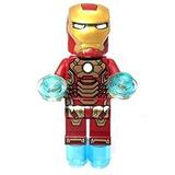 Juguete Lego Iron Man 3 - Marca 42 De La Armadura - (2013)