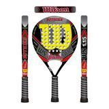 Paleta Paddle Padel Wilson Ws. Nueva Serie 15