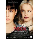Póster Original De Cine: Pasión De Brian De Palma.