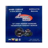 Lanzar Pro Xmb-108ne Medio Bala 10 Neodymium 8ohm 600w Nuevo