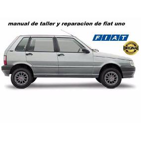 Manual De Taller Y Reparacion Del Fiat Uno.