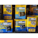 Filtros De Aceite Millard Hyundai, Caribe, Ford, Otros