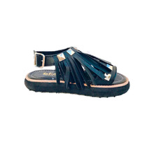 Sandalias Con Flecos Verano