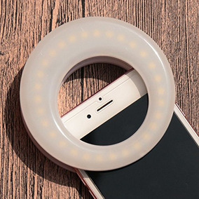 Selfie Ring Light For Phone Camera Photography Video, Rechar